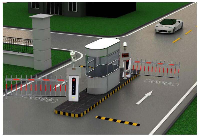 西墨智慧智慧停车场系统解决方案