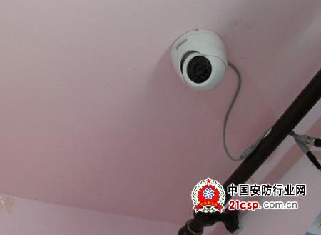 谈网络监控摄像头安装要素