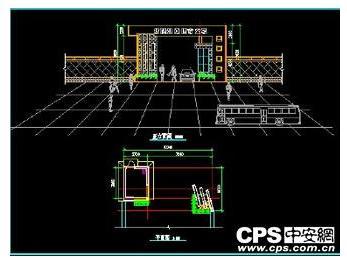 校园卡射频识别系统电路图